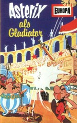 Cover: ...als Gladiator