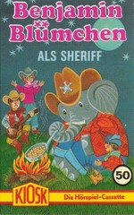Cover: ...als Sheriff