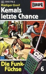 Cover: Kemals letzte Chance