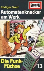 Cover: Automatenknacker am Werk