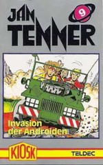 Cover: Invasion der Androiden